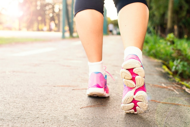 Consider using clever walking team names.