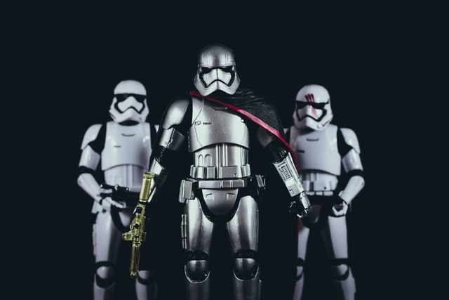 Find all the Clone Trooper names here.
