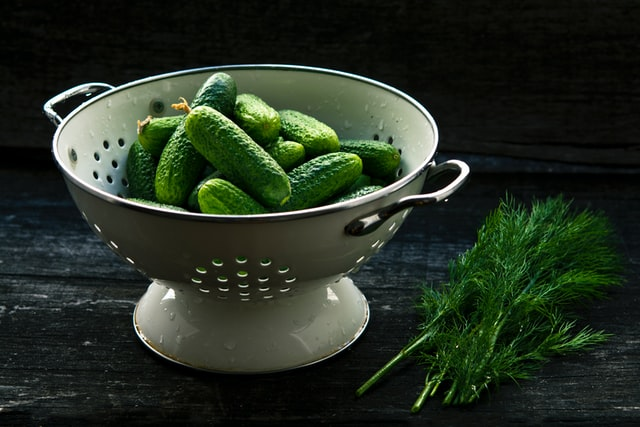 If you don't like pickle, well, you won't be able to do much but just dill with it.