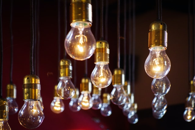 If you have too many lightbulbs you would not need an electrician too often!