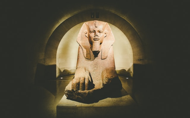 Sphinx riddles will either make you or break you.