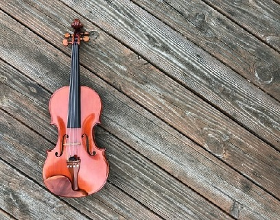 Violin is a difficult and fun instrument to learn.