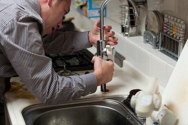 To get hold of a plumber might be a difficult job.