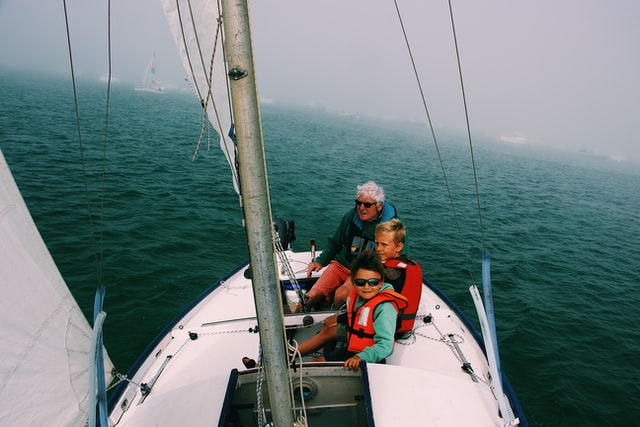 Boating is a surreal and adventurous experience.