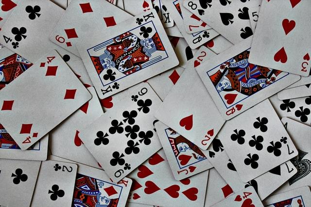 Get your best poker face joke on.