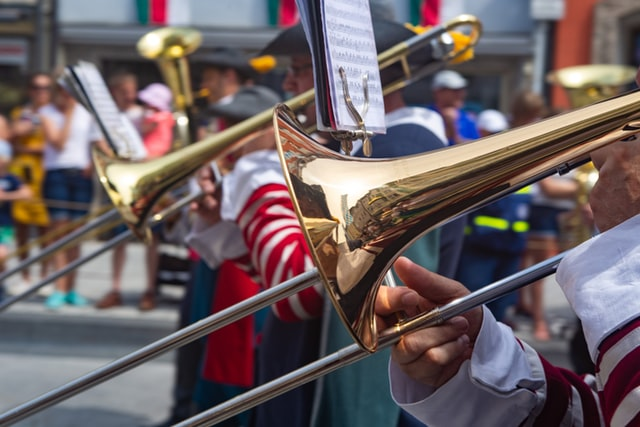 There is no other instrument that can rival the sound of a trombone.