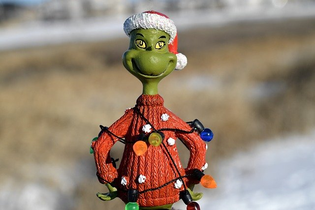 The Grinch is one of the most iconic fictional characters of all time.