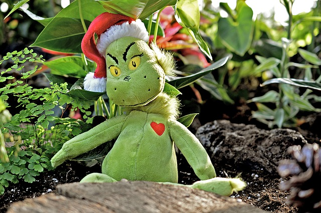 'The Grinch Who Stole Christmas' was originally published in 1957.
