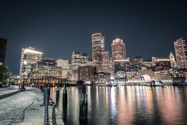 Boston, the Cradle of Liberty!