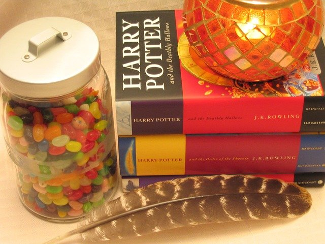 'Harry Potter' is one of the best selling series in the world.