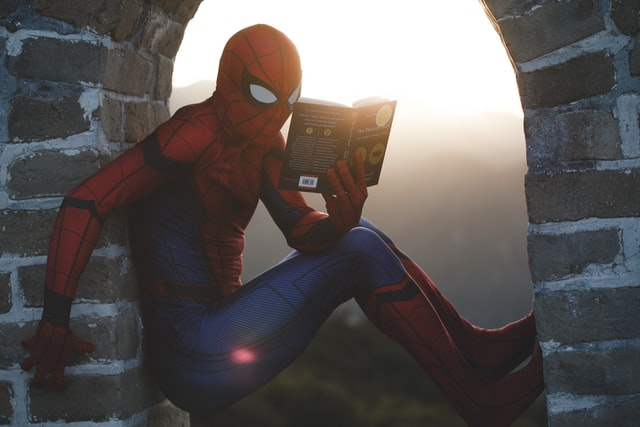Which superhero created by Stan Lee is one of the youngest Marvel characters?