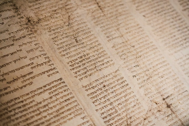 For the Jews, Torah is of paramount importance.