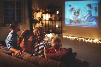 Read on to learn how to turn your lounge into a cinema