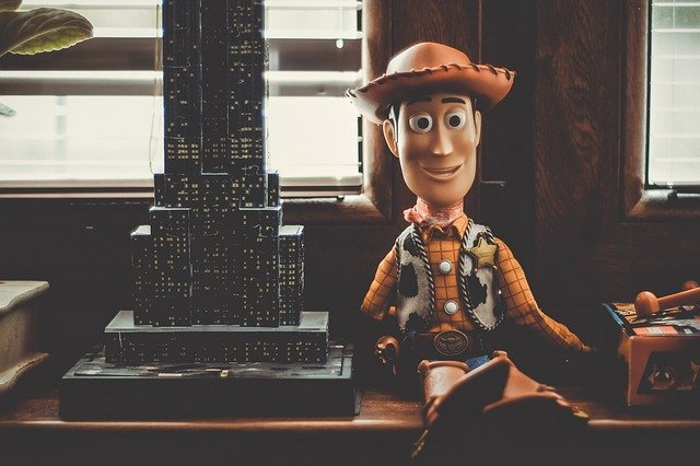 Is Woody your favorite character from 'Toy Story'?