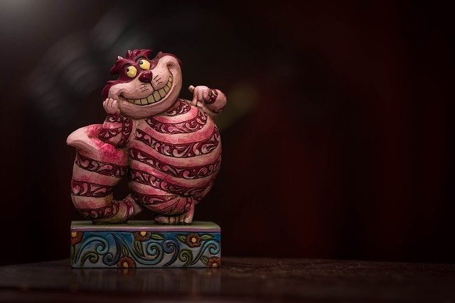 The Cheshire Cat is one of the most iconic characters in Alice In Wonderland.