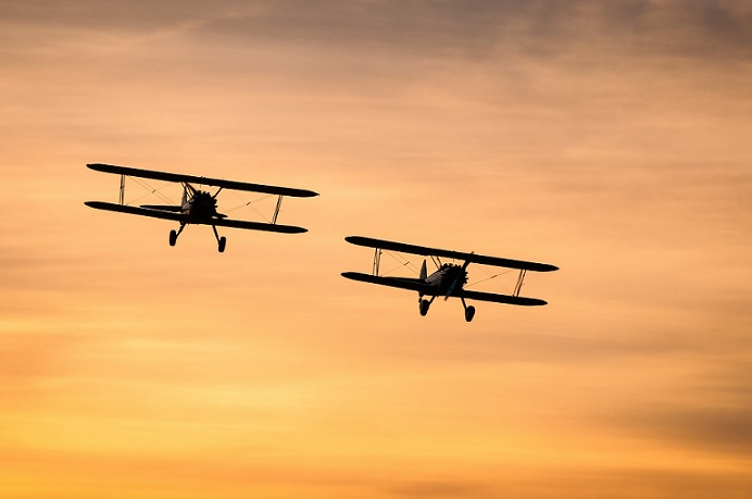 These Wright brothers quotes are inspiring.