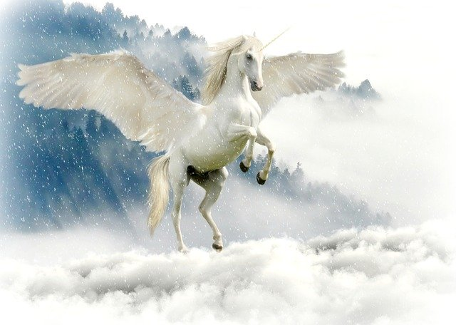 Inspirational unicorn quotes are fun to read.