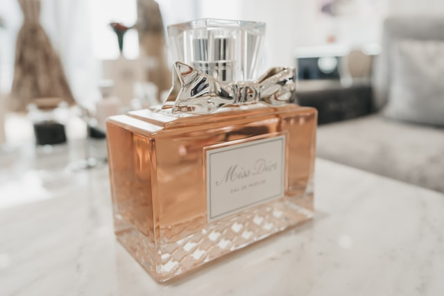 """""""Make me a fragrance that smells like love"""" is a famous quote from Christian Dior.)"""