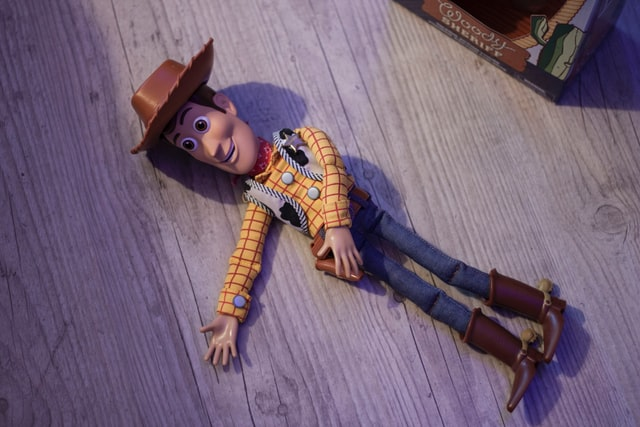 Woody from 'Toy Story' is an all time favorite character, loved by adults and kids.