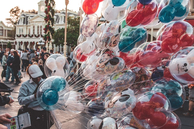 Disneyland has some of the most exciting attractions and souvenirs.