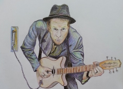 Tom Waits is a two-time Grammy award-winning American singer-songwriter.