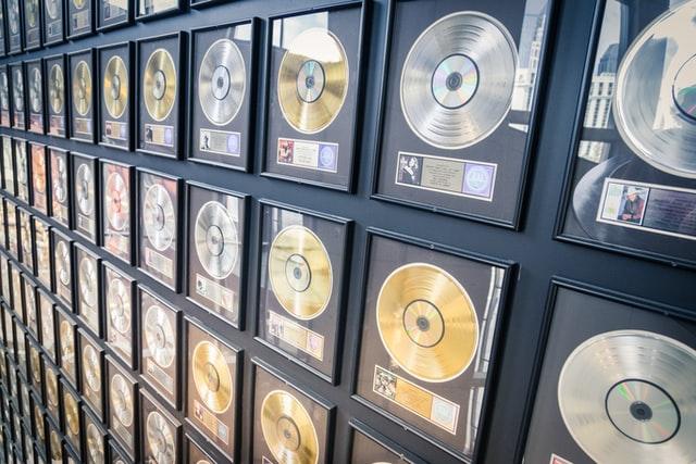 She won Grammy Awards for her second album 'Back to Black'