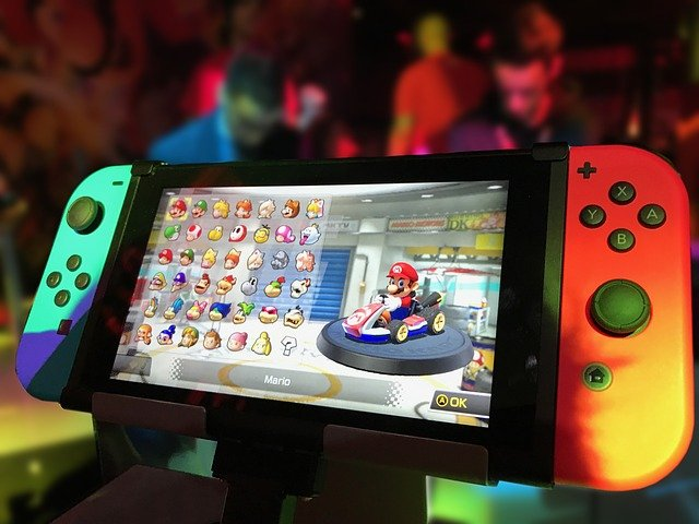 Nintendo Switch is one of the most famous hybrid consoles.