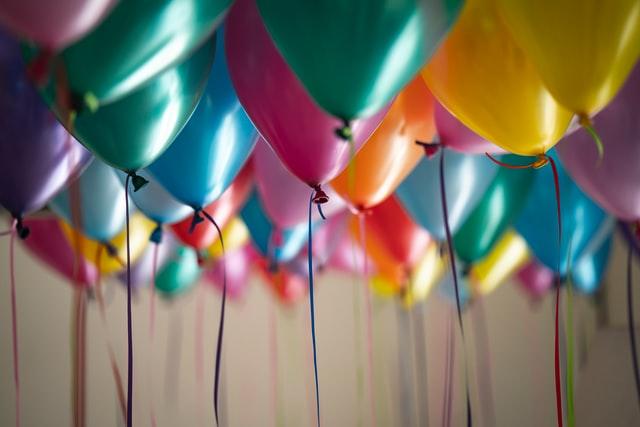Celebrations make for happy memories.