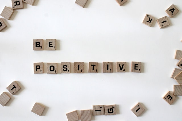 Your mind needs to be positive to accept the fact that anything is possible.