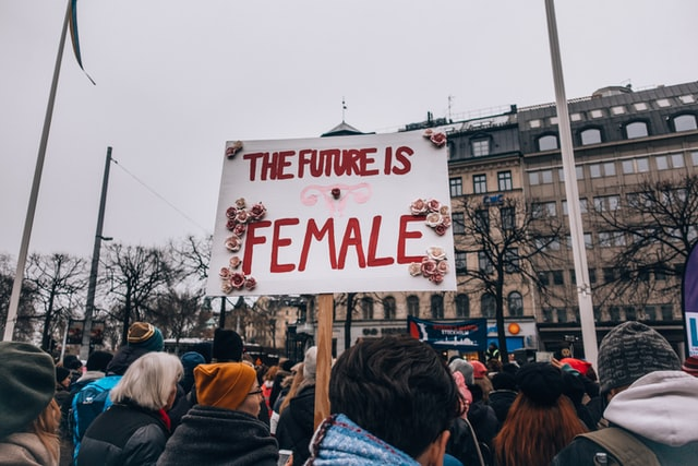 The future of the world is in the hands of women.