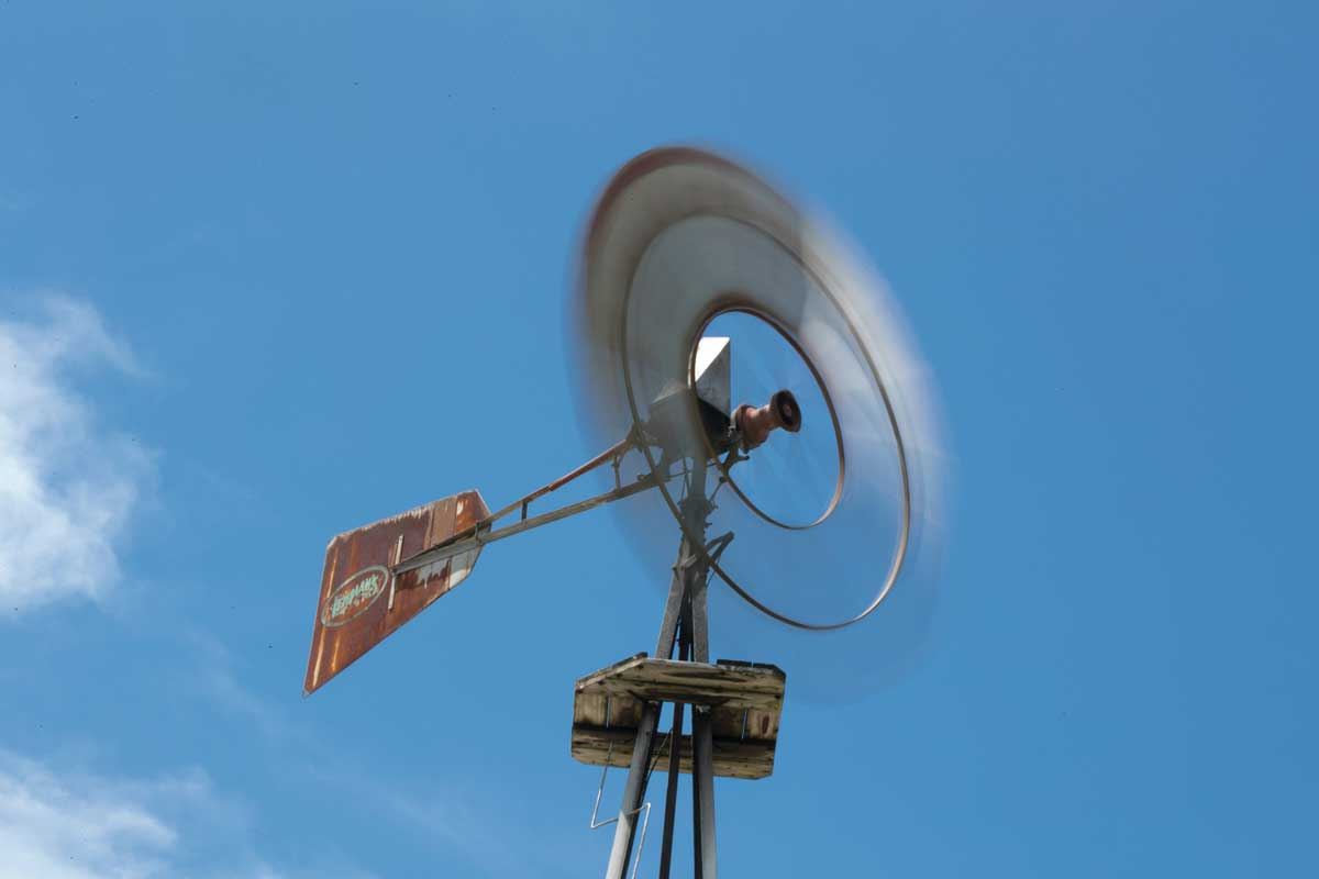 Did you know there are four kinds of wind that blows around the planet?