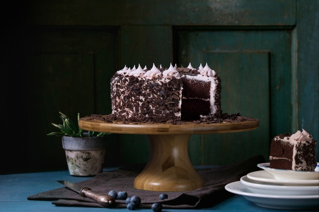 Cakes are symbolic of celebrations.