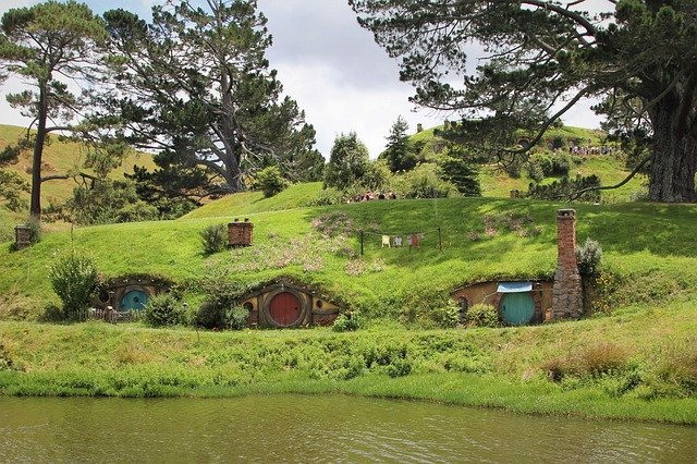 Hobbiton is the center of the famed village of the Hobbits called 'The Shire'.