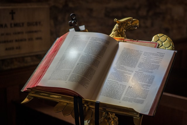 Religious books can bring one closer to the faith.