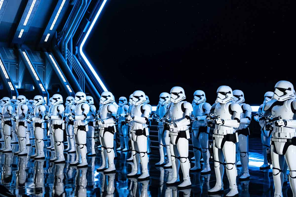 Nothing in the universe can parallel the genius of 'Star Wars'.