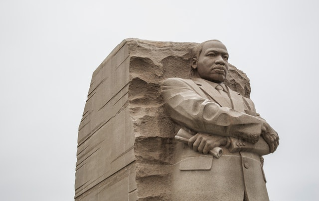 Dr. Martin Luther King Jr. took inspiration from his spiritual father Howard Thurman.