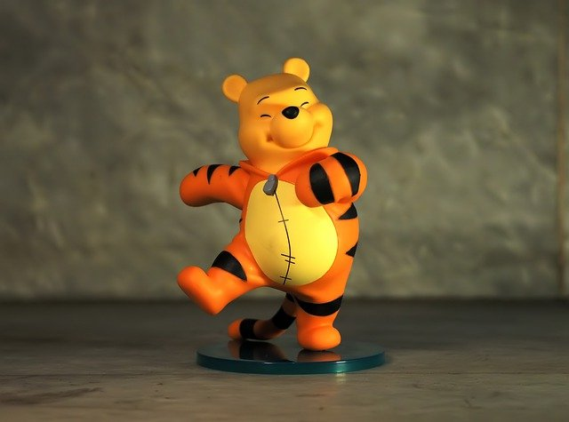 Tigger was one of the most popular character from 'Winnie The Pooh'.