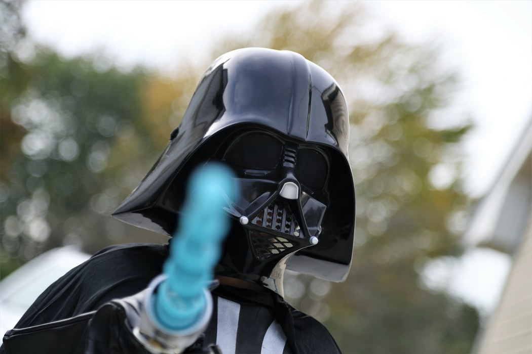 Darth Vader was originally offered the role to play Chewbacca however he declined since the role of a villain is easier to recall.