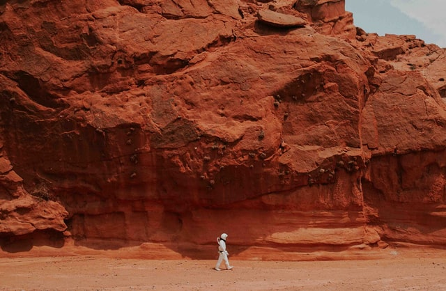 Awe-inspiring quotes from 'The Martian'.
