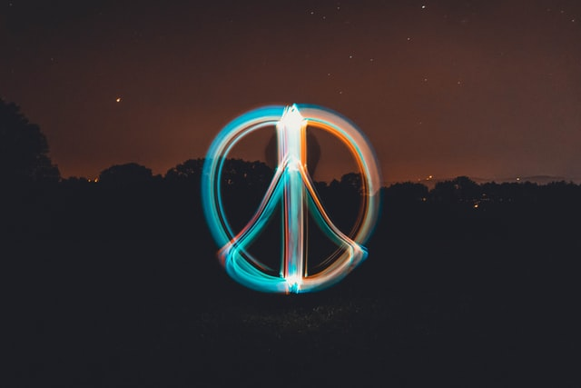 What is your favorite world peace quotation?