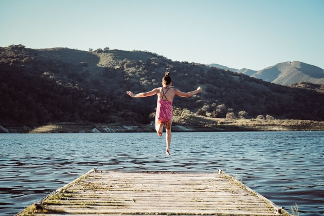 Why not take a leap of faith?
