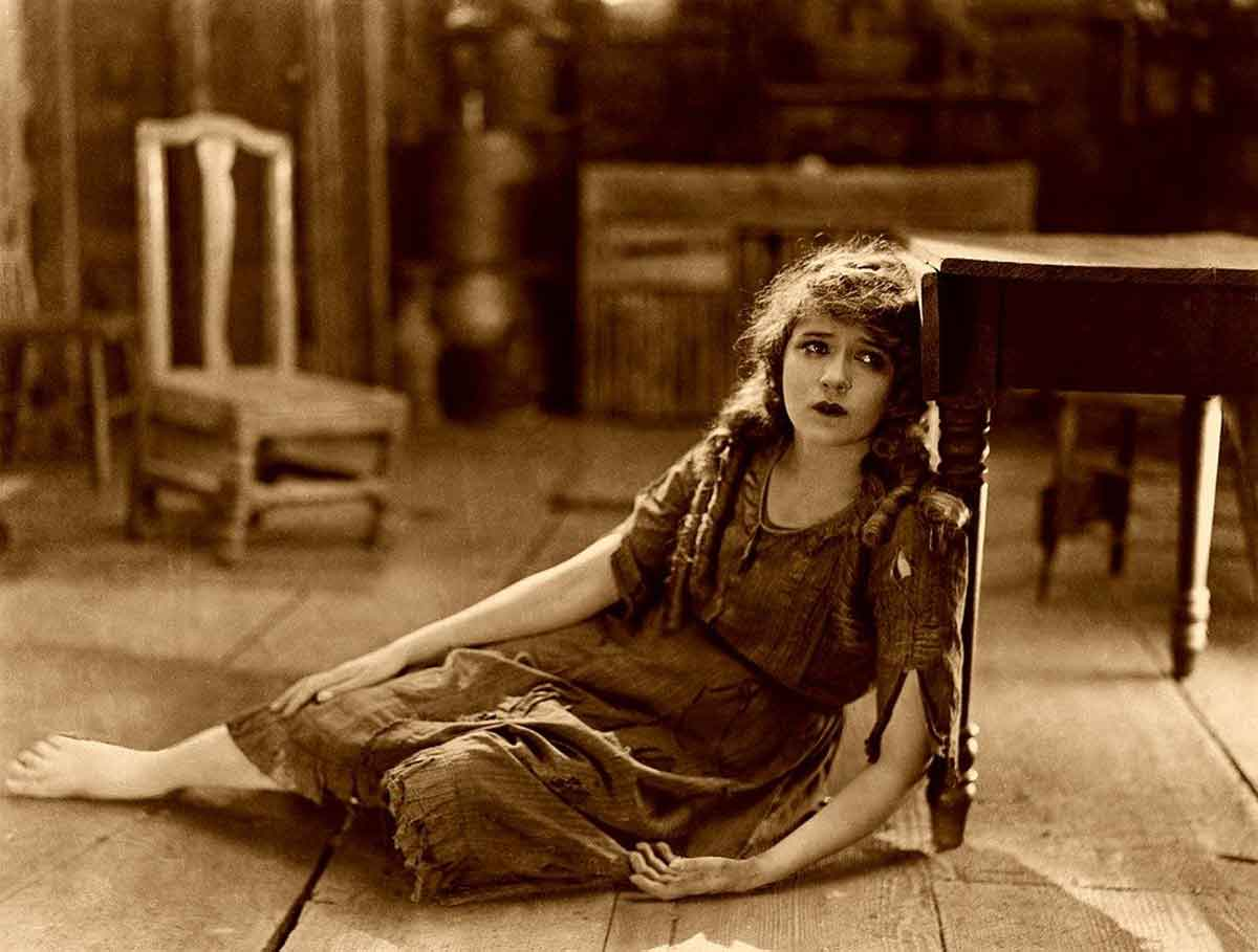 Mary Pickford is best known for her work as an actress in silent films.
