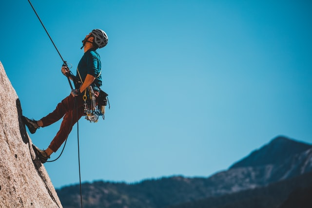 Take a look at these funny climbing quotes, and more.