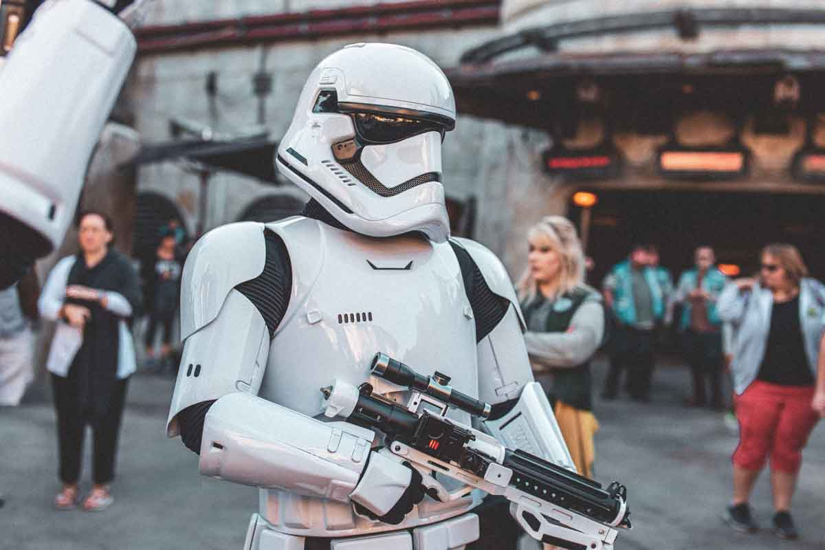Star Wars is one of the most watched movies ever.