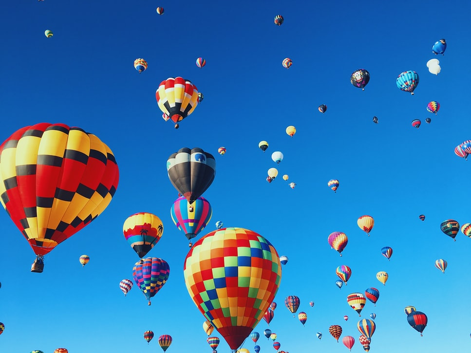 Rise by lifting others with these hot air balloon quotes