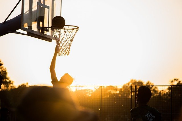 Wanna play a little basketball game?