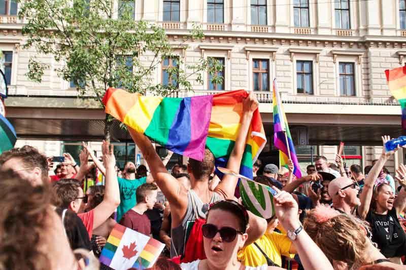 Celebrating pride is celebrating liberty and freedom.