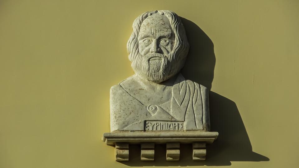 'Medea' was written by a Greek tragedian named Euripides
