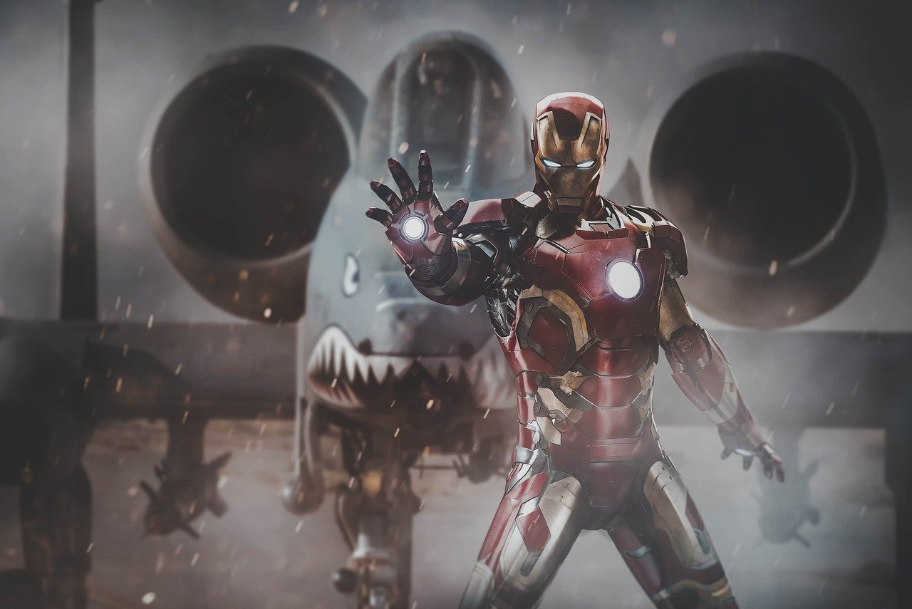 Iron Man, played by Robert Downey Jr, is a central character in the MCU storyline.