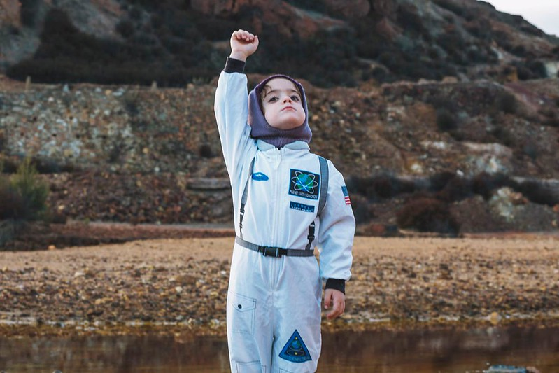 All kids love the mystery and adventure of space exploration.